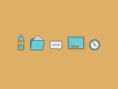 Video Services Icons