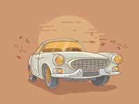 1965 - 1972 Mercedes-Benz W108.