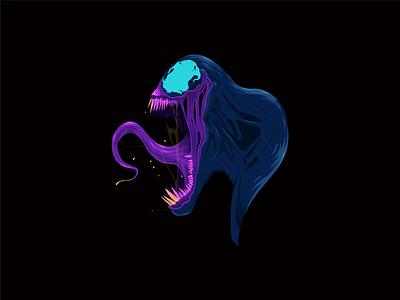 Venom comic art comic antihero spiderman symbiote villain marvel venom eddiebrock