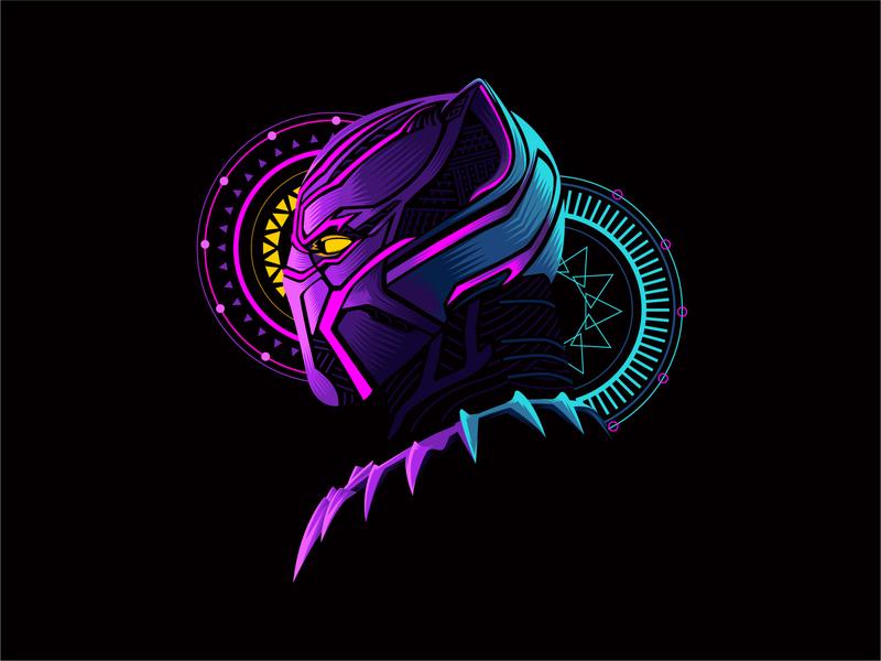 Black Panther ! marvel fanart fanart marvel comics king tchalla stanlee superhero marvel black panther wakanda