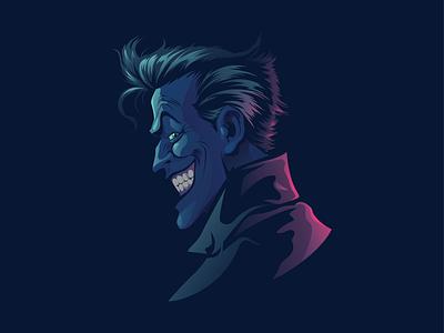 The Joker ! psychopath villain batman fanart joker fanart dark knight joker
