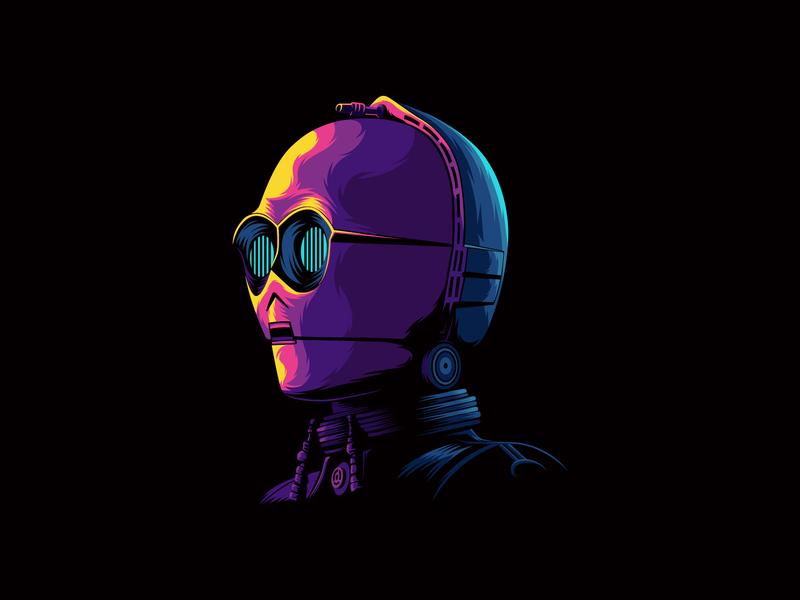 3-CPO starwars fanart fanart scifi space droid skywalker humanoid starwars 3cpo