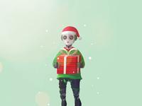 Robot Elf !