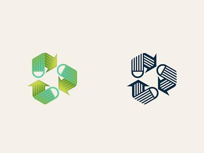 ReMask icon design branding logo brand