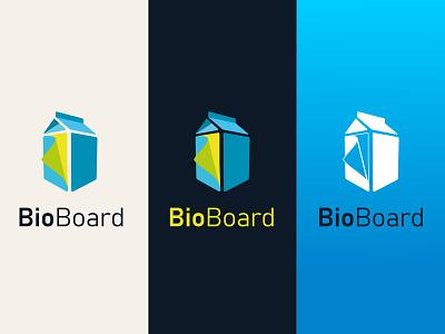BioBoard 2013 design icon logo branding brand
