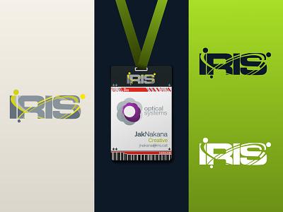 IRIS Research & Development 2010 redesign icon design illustration branding logo brand