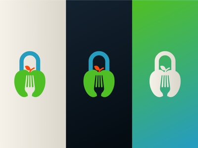FoodSafeR 2021 icon design branding logo brand