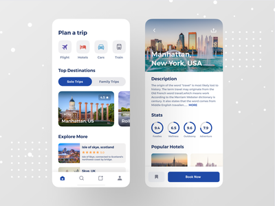 Travel App search flight booking flight app ticket app ticket booking train hotel app car rental food app ux ui booking app social app mobile app rental hotel booking trip planner trip travel agency travel app