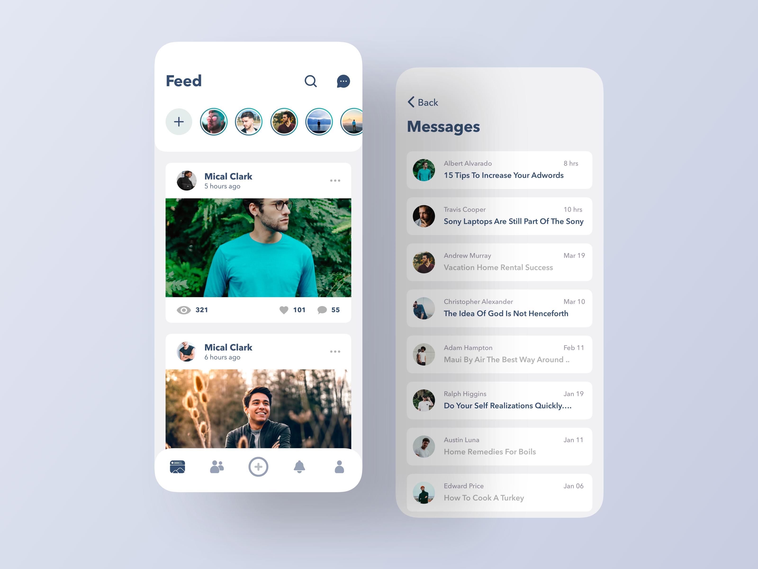 Social app 2x