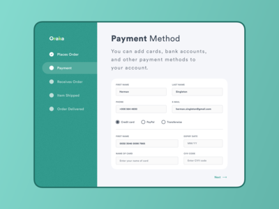 Create Payment