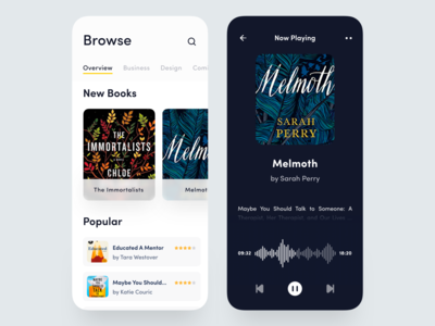 Books Mobile App