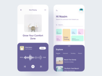 Podcast Mobile App