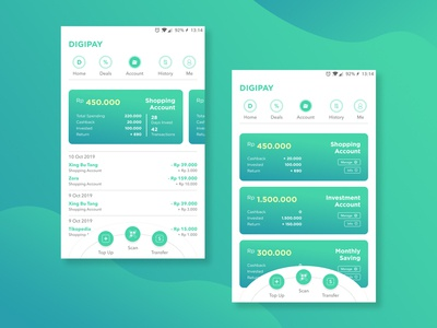 DIGIPAY - Digital Payment App