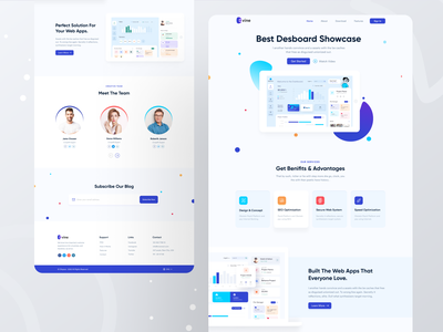 Dashboard Landing page agency branding business website design dashboard ui 2020 trend dashboad branding popular clean concept webdesign landing page website creative landing page ui landingpage website concept minimal uidesign landing page design