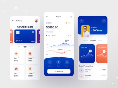 finance: mobile app design mobileux app bank uidesign mobileuidesign uidesign mobile banking app mobile app app design investment credit card transaction banking bankingapp financial app financial finance app fintech finance mobileui