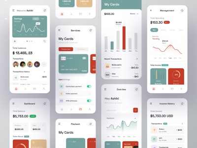 Finance: Mobile Banking App statistics tokens income tax financial creditcard banking finance popular mobile app mobile app design mobile bank app banking app fintech fintech app finacial financial app finance app mobile design mobile ui