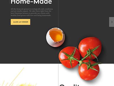 Landing Page Animation ukraine product design bootstrap ui ux landing dashboard webdesign web gif flat animation