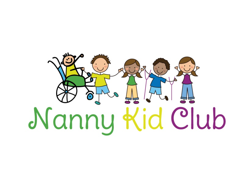 Nanny Kid Club Logo Design Logo For Kid Club By Rifat Hossain Sikder On Dribbble