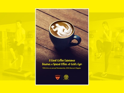Gold's Gym for Barista