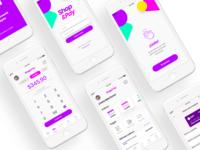 Shop & Pay App