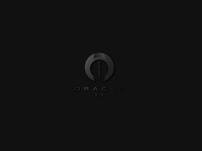 Logotype design For Oracle MD
