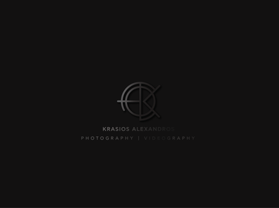 Logotype design for Krasios Photography