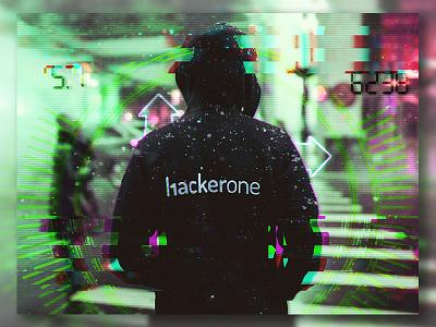 HackerOne Desktop Wallpapers hoodie laptop computer crosswalk game hack h1 hacker glitch andculture hackerone wallpaper
