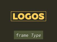 My Logos Frame Type