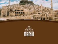 Mardin City Logo