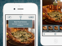 Introducing photo filters for Food