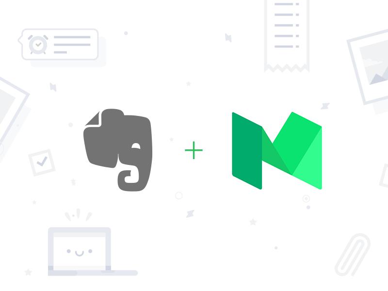 We're on Medium! notes productivity ux design product design writing medium evernote