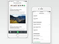 The story behind Evernote's redesign