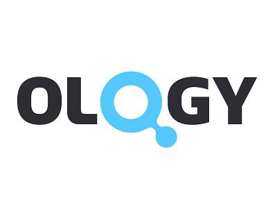 Ology logo design concept brand