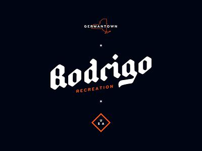 Rodrigo Recreation - v2 branding recreation