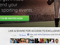 GAI - Facebook Sports Tab