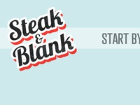 Steak & Blank Day