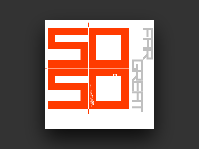 So Far So Great By Terry Cole On Dribbble