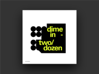 Dime in Two Dozen