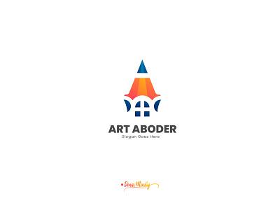 Letter A Logo Design icon design ui vector illustration lettering logo typography logo logo design branding design typography