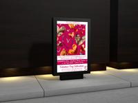 valentines Flyer Design