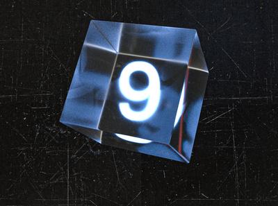 9 branding artist typography 36daysoftype 3dtype 3d design cinema4d artwork illustration