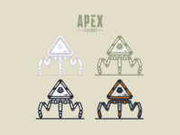 Vector Exploration - Apex Legends
