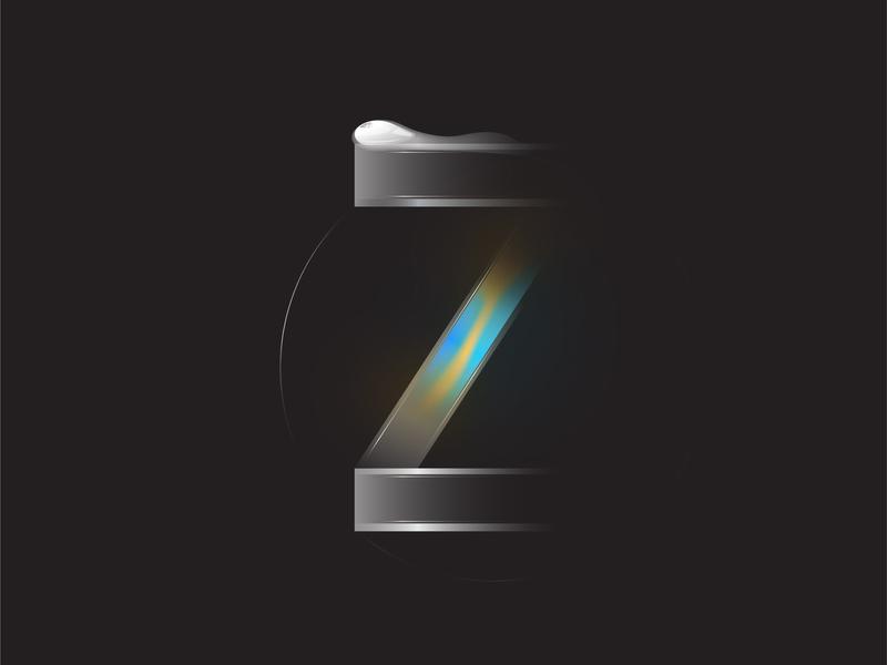 Zeal illustrat ui dark theme 36 days of type typography illustration
