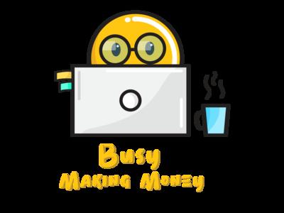 Busy Emoji