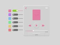 Minimal app UI
