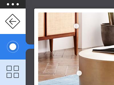 App Bar toolbar web app