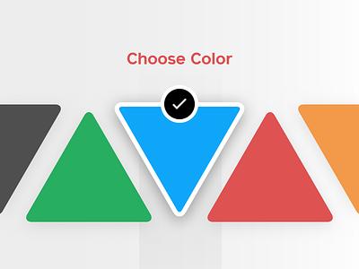 Color Picker web select color picker ui