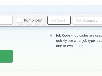 Form Tooltip ui web focus input tooltip form