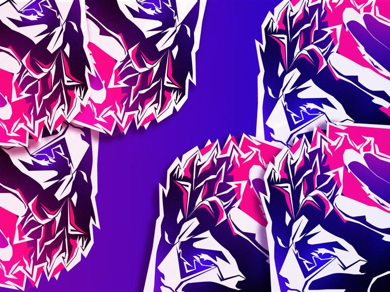 Kuro sticker digital art digital sticker design digitalart design vector artwork vector design vector vectorart illustration sticker