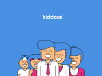 Dribbble - Kiddoos illustration